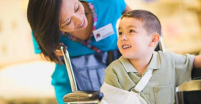 Отделение Педиатрии | Лечение детских болезней в Китае