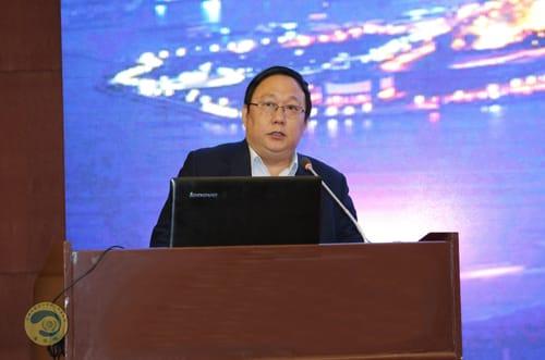Выступление профессора Сюнь Чжи