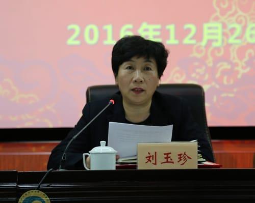 Выступление секретаря собрания